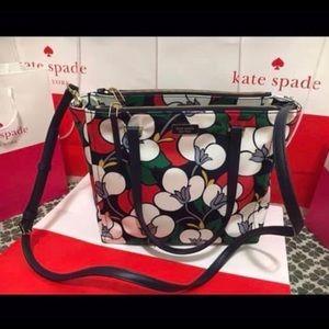 Nylon wallet and bag $500